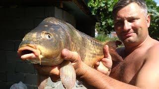 Выезд на рыбалку на Каратал 23-25.08.18.  145км от г.Уштобе. День третий.