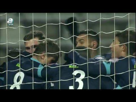 Sivas Belediyespor 0 -  2 Çaykur Rizespor Maç Özeti (31 Ocak  2016)