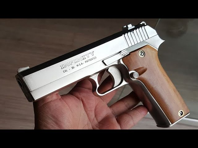 30 bor pistol 20 shots made by moon star arms #1