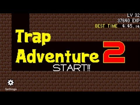 Trap Adventure 2 Speedrun 4:56.50