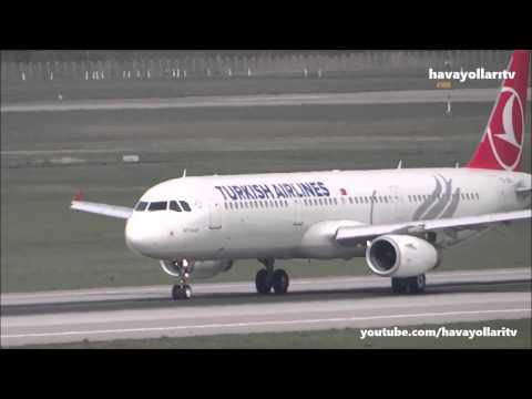 Düsseldorf Airport / Düsseldorf Flughafen 70 min. Full HD Video 2014