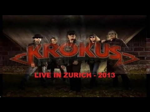 KROKUS Live In Zürich 2013 (Full Concert) 720p HD