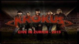 KROKUS Live In Zürich 2013 (Full Concert) 720p HD