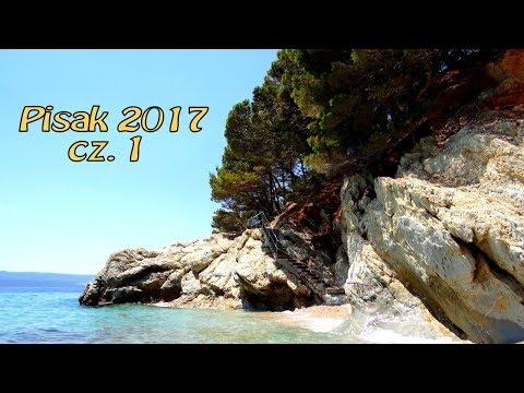PISAK - Chorwacja 2017  część  1