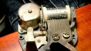 Download Antique Music Box Lullaby Mp3