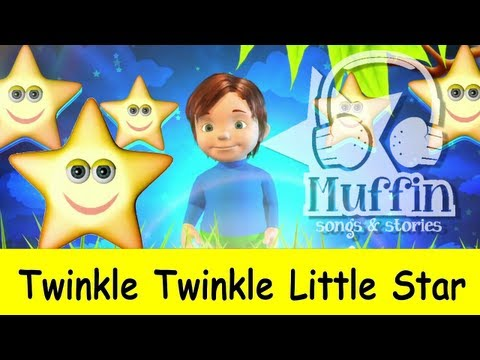 Twinkle Twinkle Little Star | Family Sing Along - Muffin Songs
