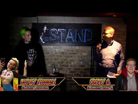 The RoastMasters 10.17.17 Main Event: Lindsey Jennings vs. Freddy G.