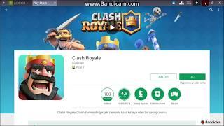 Clash Royale Nasıl Indirilir Blustack Ile
