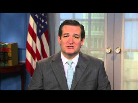 Sen. Ted Cruz: Happy Father's Day