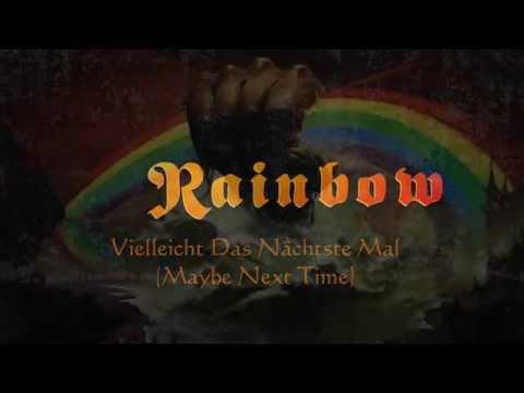 RAINBOW - VIELLEICHT DAS NÄCHSTE MAL (MAYBE NEXT TIME) mp3