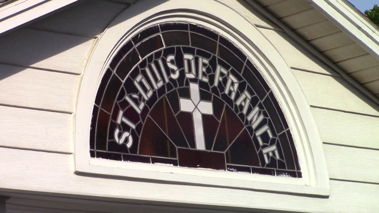 St. Louis of France Closing Mass  6-10-18