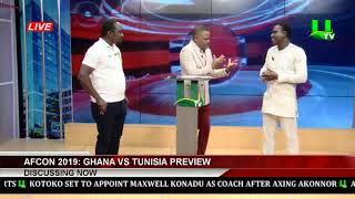 AFCON 2019: Ghana vs Tunisia Preview