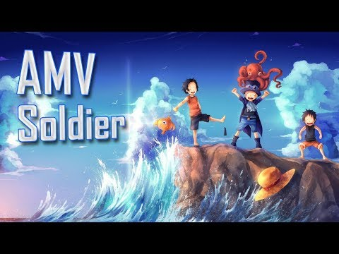 「AMV」Soldier ᴴᴰ