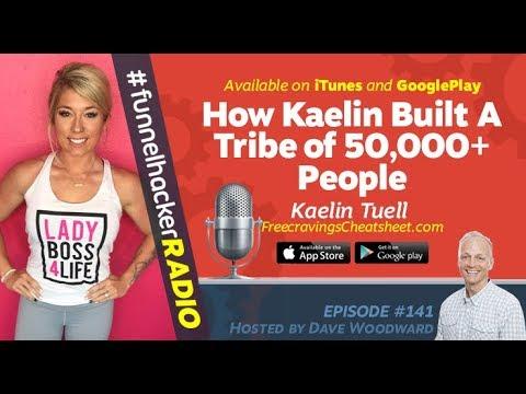 Kaelin Poulin, How Kaelin Built A Tribe of 50,000+ People