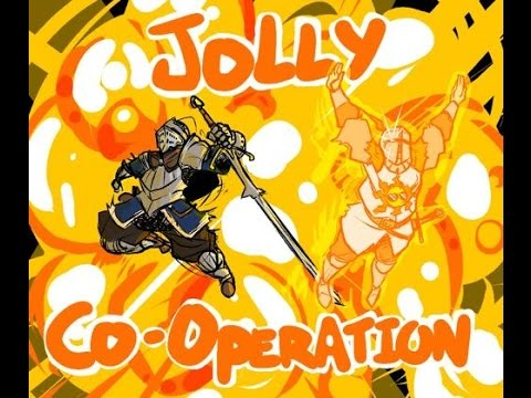 Dark Souls II Coop [Ep-10] The fail is real