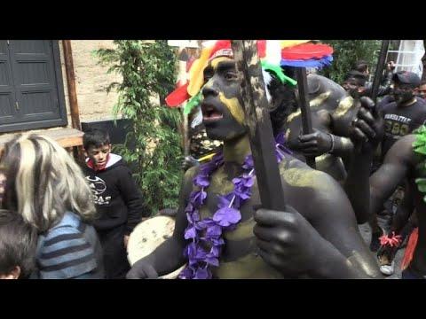 """Liban: la ville de Tripoli aux couleurs du carnaval du """"Zambo"""""""