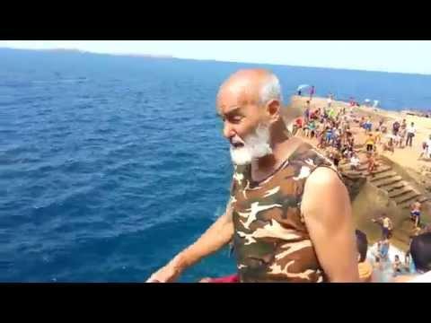 The man of the sea ' Morocco country '  Mashallah