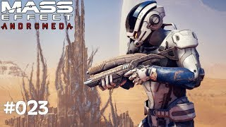 MASS EFFECT ANDROMEDA #023 - Zurück nach Eos - Let's Play Mass Effect Andromeda Deutsch / German