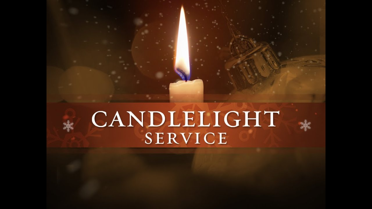 Christmas Eve Lessons and Carols and Candlelight Service - YouTube
