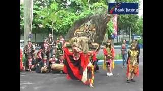 Pertunjukan seni Reog ponorogo singo edan Cilik 2014