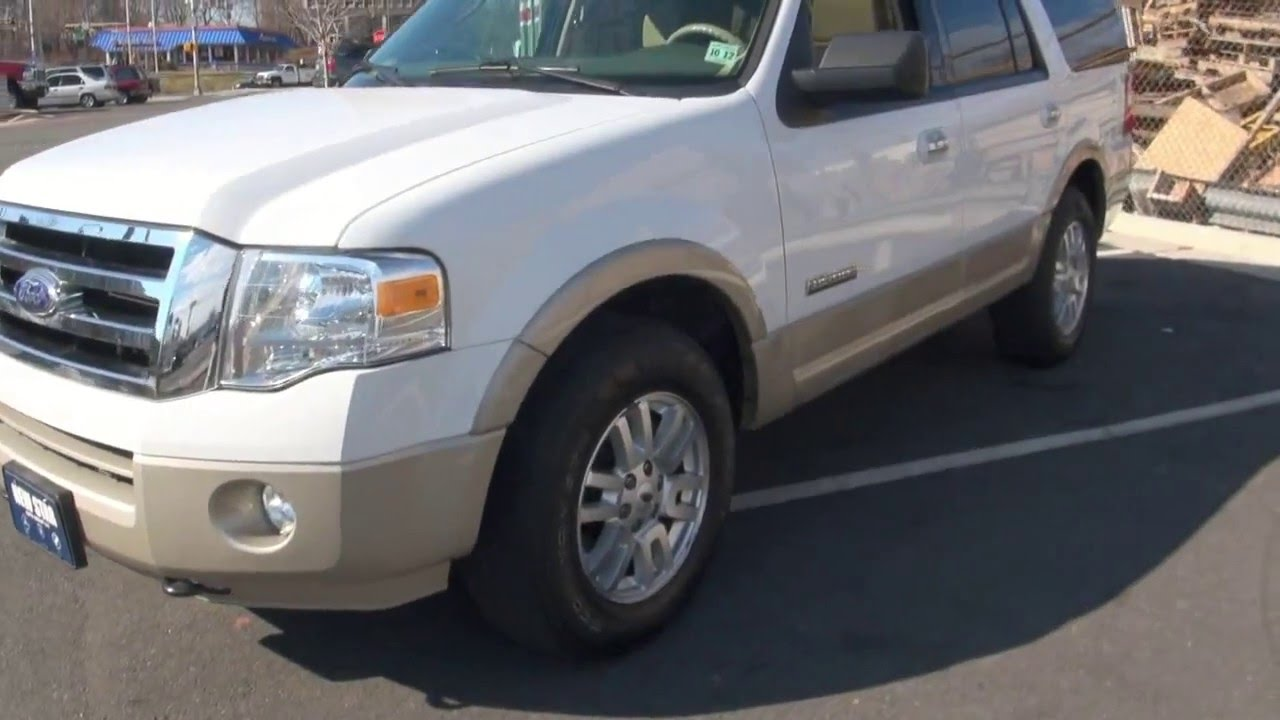 2007 ford expedition eddie bauer youtube. Black Bedroom Furniture Sets. Home Design Ideas