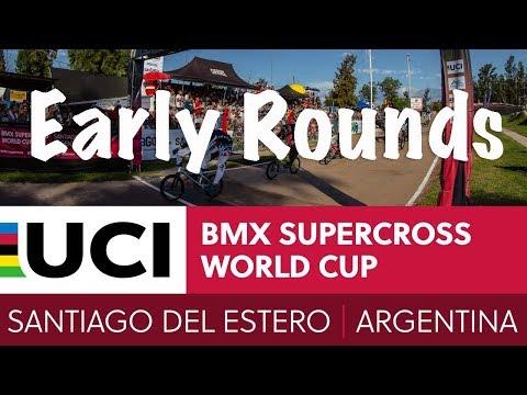 2017: SDE, Argentina Round 5 - Round 1 and Men's Last Chance