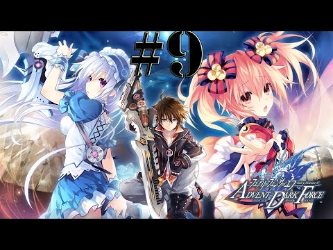 Fairy Fencer F Advent Dark Force Episode 9: Not This Again