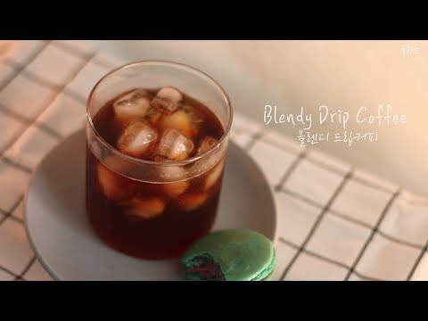 [글라소]  AGF 블렌디 드립커피 : AGF Blendy Drip Coffee