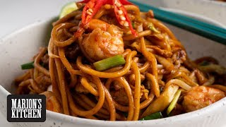 Indonesian Mee Goreng Noodles   Marion's Kitchen