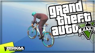 THE LONGEST GLIDE EVER? | GTA 5 Funny Moments | E546 (GTA 5 PS4)