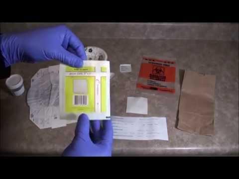 Como tomar una muestra de heces con diarrea