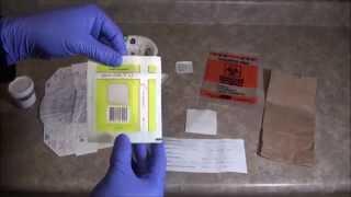 Cómo recoger una muestra de heces para el Departamento de Salud (IT-Kit™)