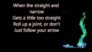 Follow Your Arrow (Lyric Vid)
