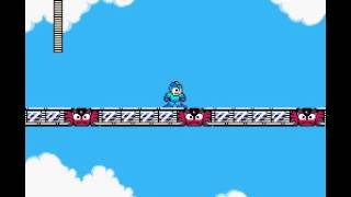 Mega Man 2 - Air-Man - User video