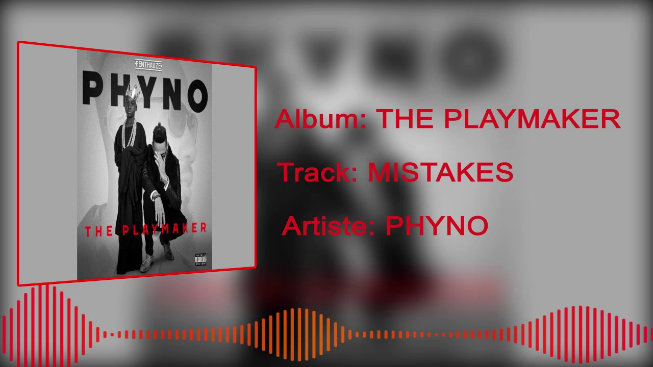 Download Phyno - Mistakes [Official Audio]