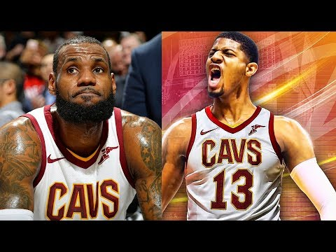 LeBron James Wanted Paul George Trade to the Cavaliers!