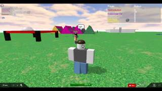 Epsiode 3 of Roblox part 1 (gamplay) By MicMister101