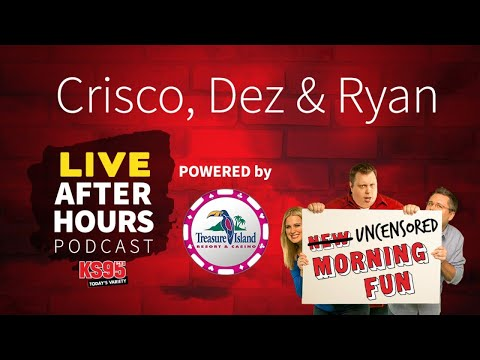 """KS95 Morning Show """"After Hours"""" powered by Treasure Island"""