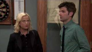 Parks and Recreation Deleted Scene - Ron and Tammy Part 2 - Clip 3