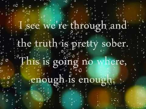 Enough Is Enough - Eli Young Band (with lyrics)