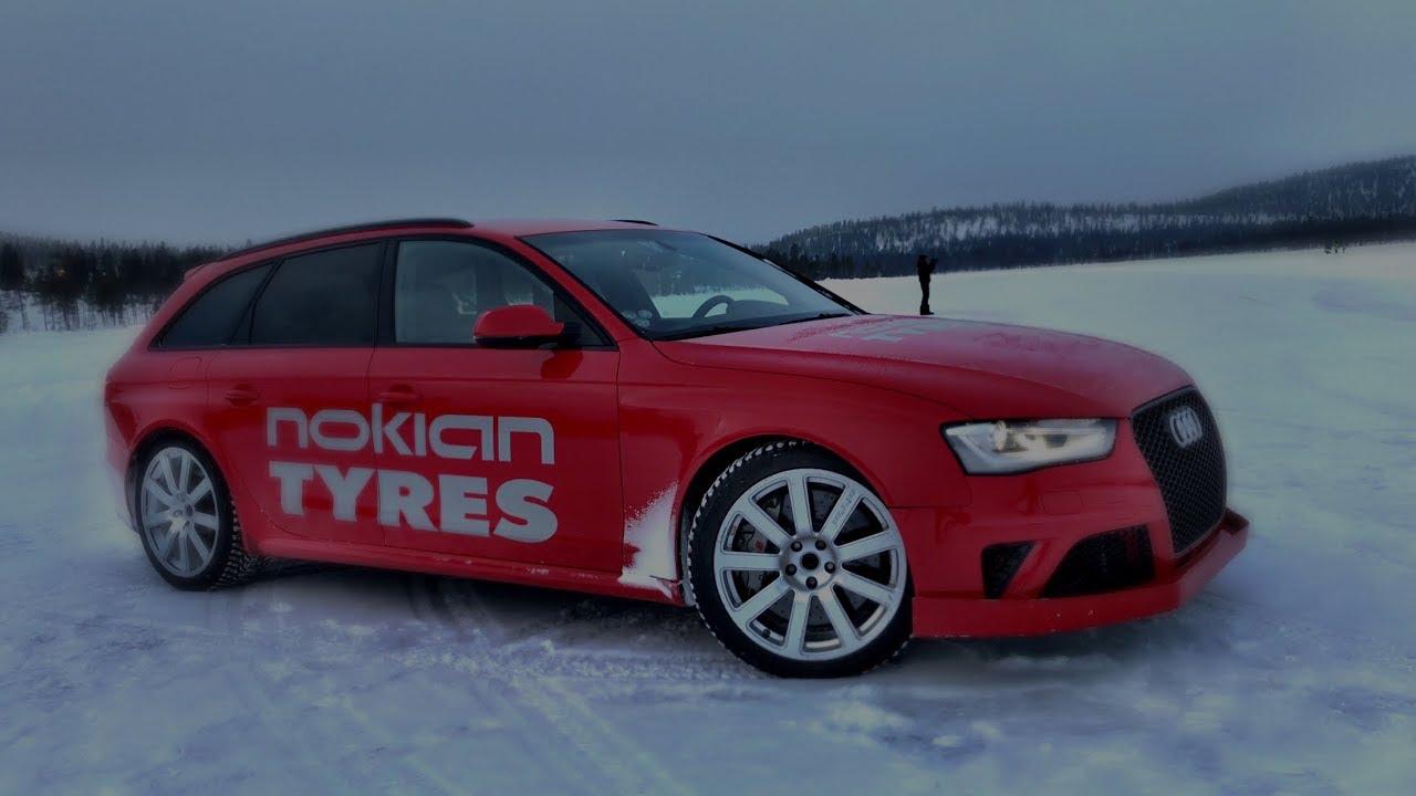 Audi RS 4 Avant 450 л.с. обзор и тест-драйв