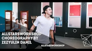 Party - Chris Brown Choreography by Даниил Зезюлин All Stars Workshop