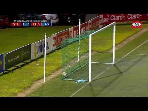 Santa Tecla 1-1 Chalatenango / J5 Clausura 2019