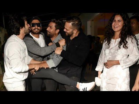 Katrina, Ranveer, Varun Dhawan Together Watch URI The Surgical Strike with Vicky Kaushal Mp3