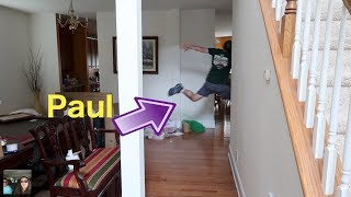 How Messy Is It? Touring The Old House Vlog | PaulAndShannonsLife