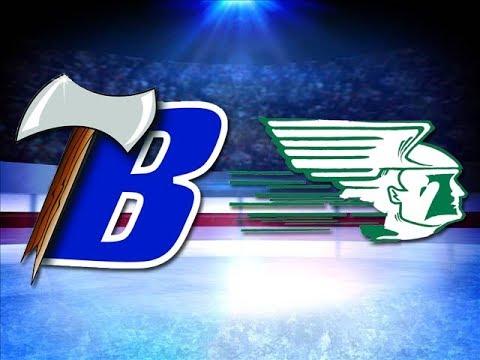 Bemidji And Greenway Boys Hockey Prepare For Hockey Day Matchup