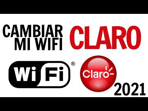 ¿CÓMO CAMBIAR LA CLAVE WIFI DE CLARO? | COLOMBIA | 2021