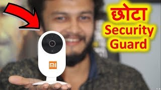 Xiaomi mijia 1080P Smart IP Camera with WiFi Motion Detection Night Vision || Mini Room Camera