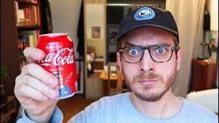 LES DANGERS DU COCA-COLA !