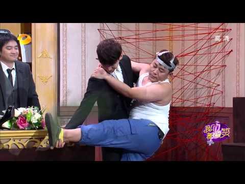 《我们都爱笑》看点: 白敬亭为破解密码脱鞋露脚丫 Laugh Out Loud 09/10 Recap: Bai Jingting Show His Legs【湖南卫视官方版】